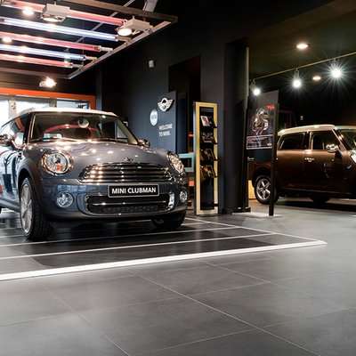 MINI SHOWROOM ALESSANDRIA